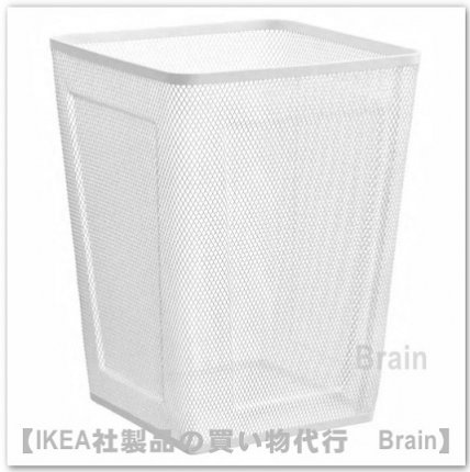 DRÖNJÖNS :ゴミ箱(ホワイト)