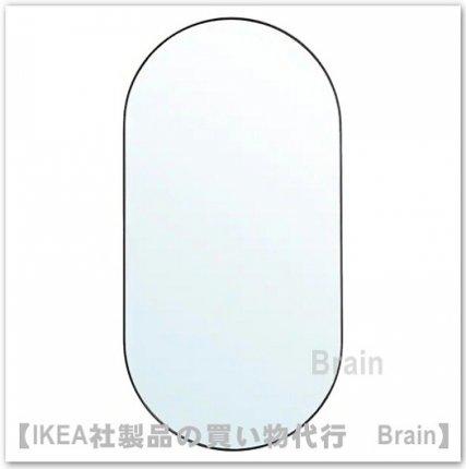 LINDBYN:ミラー60x120 cm(ブラック)