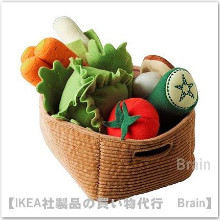 DUKTIG:野菜セット【17点セット】