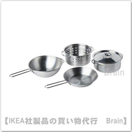 DUKTIG:調理器具【4点セット】