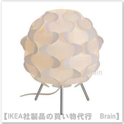 FILLSTA:テーブルランプ(ホワイト)