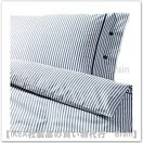 NYPONROS:掛け布団カバー&枕カバー(ブルー)【各サイズから選べます】