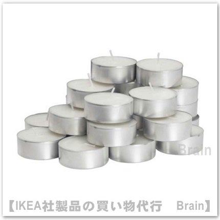 GLIMMA:キャンドル メタルカップ入り59 mm【24個セット】