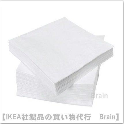 FANTASTISK:ペーパーナプキン40x40 cm(ホワイト)【100枚セット】