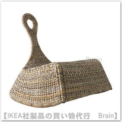 IKEA PS GULLHOLMEN :ロッキングチェア(バナナ繊維)