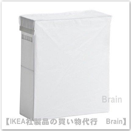 SKUBB:ランドリーバッグ スタンド付80 L(ホワイト)