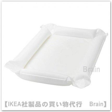 SKÖTSAM :ベビーケアマット53x80x2 cm(ホワイト)