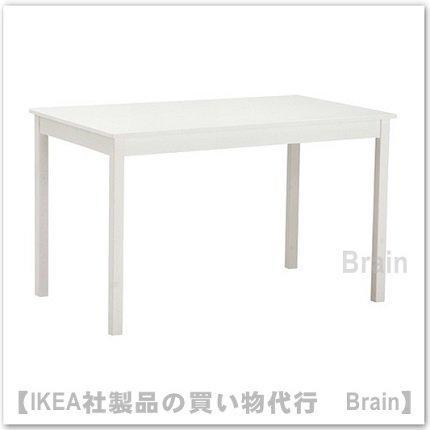 ÖLMSTAD:テーブル【4人用】ホワイト