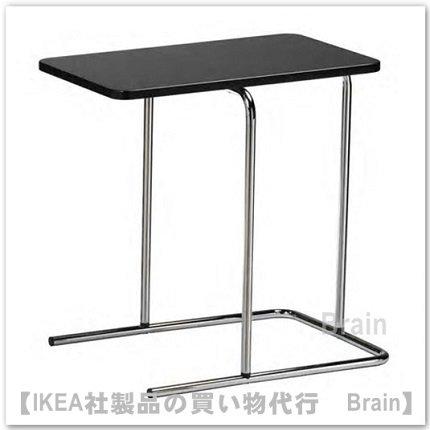 RIAN:サイドテーブル(ブラック)