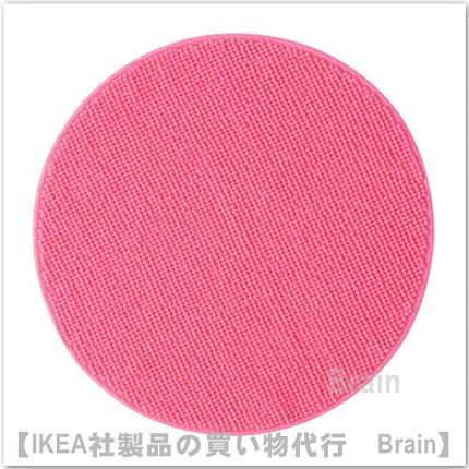 BADAREN:バスルームマット55 cm(ピンク)