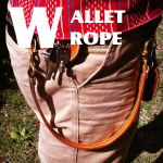 LEATHER WALLET ROPE