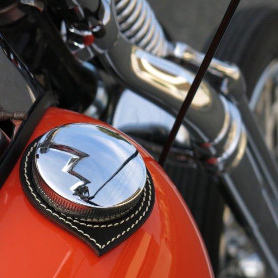 クラシックガスキャップリング / ブラック(CLASSIC GAS CAP RING / BK)