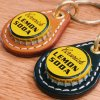 ボトルキャップキーリング / コーンリッヒ・レモンソーダ(BOTTLE CAP KEY RING / CORNRICH LEMON SODA)