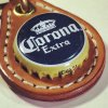 BEER BOTTLE CAP KEY RING / CORONA(ビアボトルキャップキーリング / コロナ)