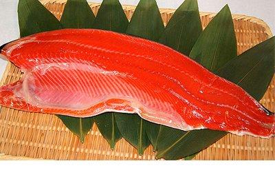 紅鮭(半身)