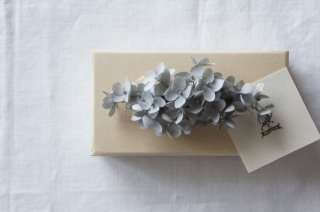 Barrette Annabel ( blue gray )