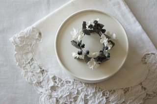 Corsage / Wreath( gray )