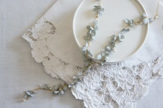 <img class='new_mark_img1' src='https://img.shop-pro.jp/img/new/icons14.gif' style='border:none;display:inline;margin:0px;padding:0px;width:auto;' />Necklace / Annabel & pearl ( pale blue )