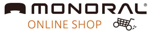 MONORAL ONLINE SHOP(モノラル オンラインショップ)