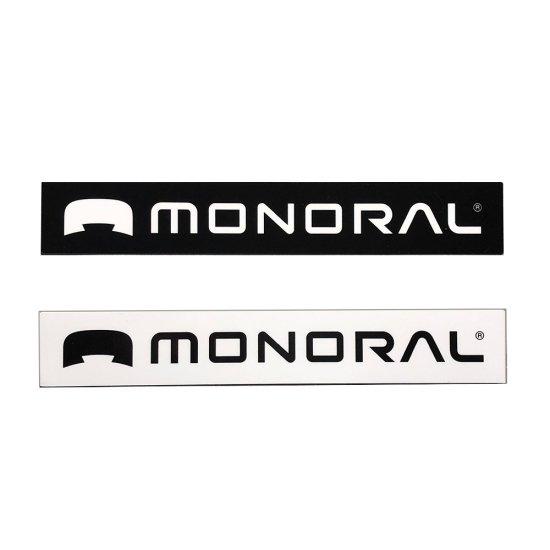 [アクセサリー] MONORALステッカー