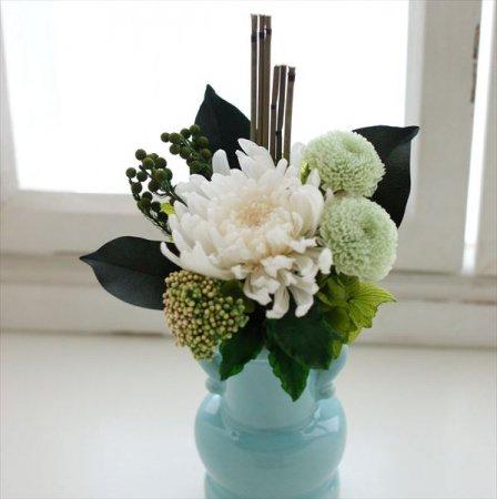 仏花 静(白菊)