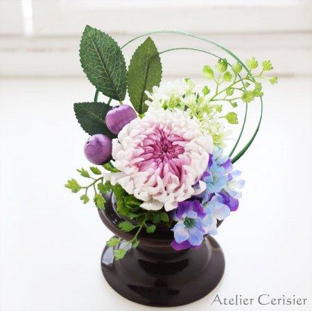 仏花S(白紫菊)
