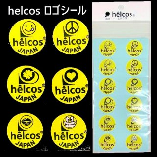 helcos. ロゴシール NO:1