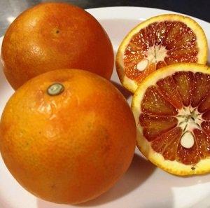 カンキツ・ブラッドオレンジ「タロッコ」( 愛媛・宇和島)【家庭用】小玉S・約30入・3kg