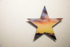 SUNSET STAR サイズ: M