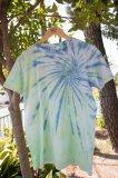 Tie-dye オリジナルTシャツ:Mサイズ
