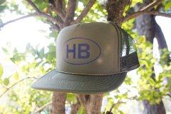 HB メッシュキャップ(High)