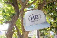 HB メッシュキャップ (low)