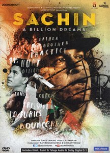 Sachin - A Billion Dreams -(2017)
