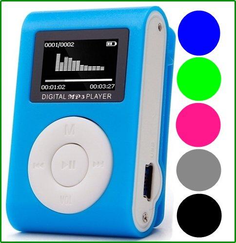 MP3 プレーヤー