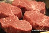 『冷蔵』国産牛赤身ヒレステーキ 160g×3枚