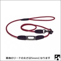 【HIGH 5 DOGS】クリックリード5mm《CLIC Leash 》 (レッド)<img class='new_mark_img2' src='//img.shop-pro.jp/img/new/icons1.gif' style='border:none;display:inline;margin:0px;padding:0px;width:auto;' />