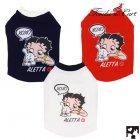 """【お取り寄せ】天使のカート Betty Boop× TENSHI NO CART ベティー ブープ Betty Boop™ pair Tee """"#aletta"""""""