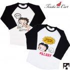 【お取り寄せ】天使のカート Betty Boop× TENSHI NO CART ベティー ブープ Betty Boop™ pair Tee Owner's (オーナー様用)