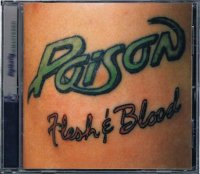 POISON/FLESH & BLOOD(+2/リマスター)