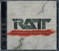 <img class='new_mark_img1' src='https://img.shop-pro.jp/img/new/icons25.gif' style='border:none;display:inline;margin:0px;padding:0px;width:auto;' />RATT/TELL THE WORLD:THE VERY BEST OF RATT