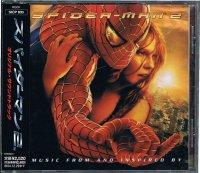 スパイダーマン2 オリジナル・サウンドトラック