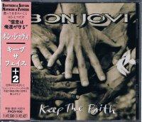 ボン・ジョヴィ/キープ・ザ・フェイス+2