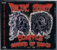 BALZAC/SOBUT OLDEVILS LEGEND OF BLOOD