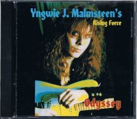 <img class='new_mark_img1' src='https://img.shop-pro.jp/img/new/icons25.gif' style='border:none;display:inline;margin:0px;padding:0px;width:auto;' />YNGWIE J. MALMSTEEN'S RISING FORCE/ODYSSEY
