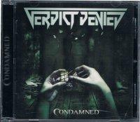 VERDICT DENIED/CONDAMNED