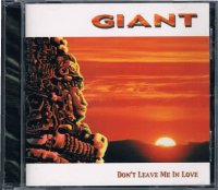 GIANT/DON'T LEAVE ME IN LOVE