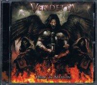 VENDETTA/HERETIC NATION