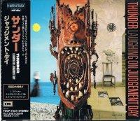 サンダー/ジャッジメント・デイ(初回盤)