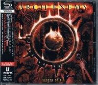 アーチ・エネミー/ウェイジズ・オブ・シン(SHM-CD)