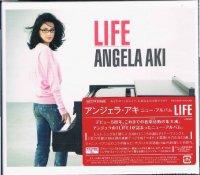 アンジェラ・アキ/LIFE(初回CD+DVD)